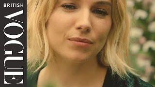 Sienna Miller on How to be British | All Access Vogue | British Vogue