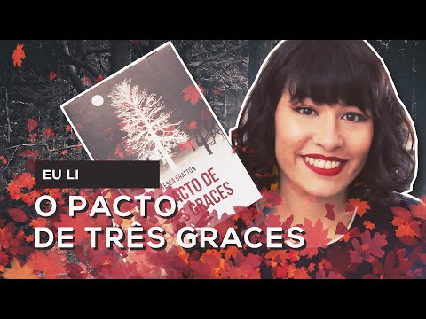 O PACTO DE TRÊS GRACES - Tessa Gratton | All About That Book |