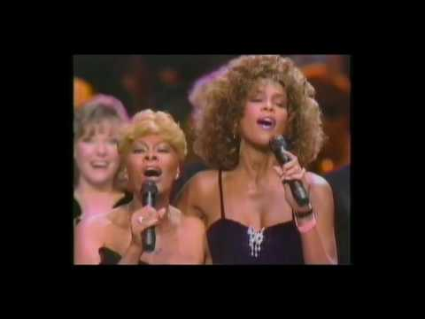 Dionne Warwick & Whitney Houston: That's What Friends Are For - HQ