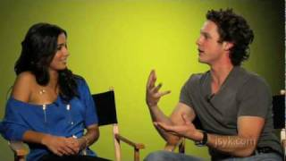 Джози Лорен, Josie Loren and Zachary Burr Abel Interview Each Other
