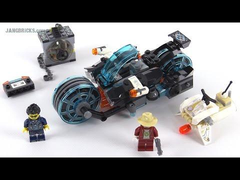 LEGO® Ultra Agents Побег с золотом от погони 70167