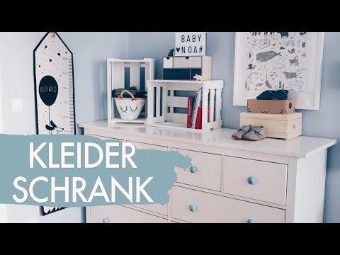 KINDER KLEIDERSCHRANK (KLEINKIND 20 MONATE) | EILEENA LEY