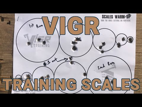 Shooting drill of the day: Vigr Training Scales (VIDEO)