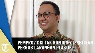 Pemprov DKI Tak Kunjung Terbitkan Pergub Larangan Penggunaan Plastik