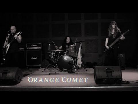 Orange Comet Couldn't Get Away