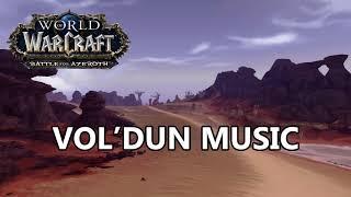 Vol'dun Music - Battle for Azeroth Music