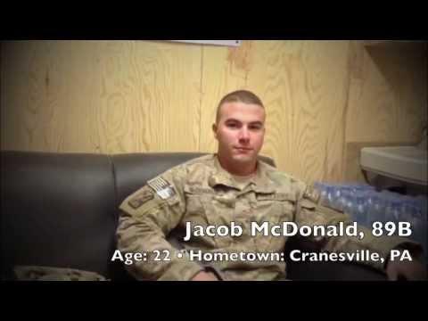 Hometown Heroes Episode 2 - Jacob McDonald - Afhganistan