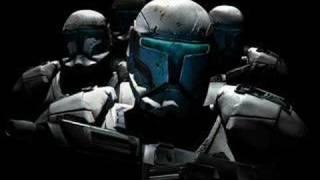 Star Wars Republic Commando Soundtrack - Vode An