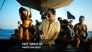 Hot Since 82 - Live @ A Pirate Ship in Ibiza [15.08.2018] (Deep Tech House) (Teaser)