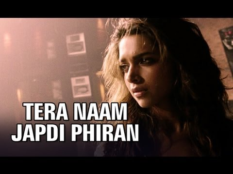 tera naam japdi phiran video song cocktail deepika paduk