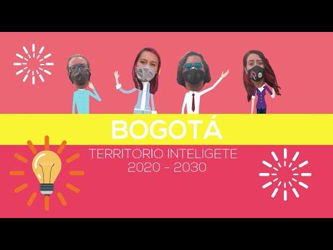 Así Bogotá se convierte en Territorio Inteligente
