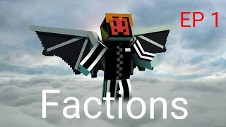 MCPE Eternal Factions Ep 1 Op already?!?!