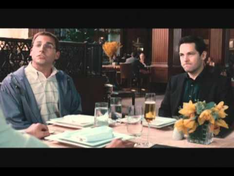 Dinner for Schmucks - Interviews with Steve Carell and Paul Rudd