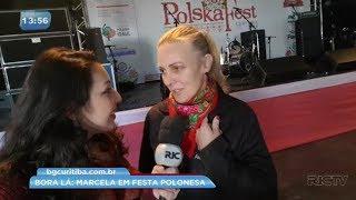 Bora Lá: produtora baladeira participa de festa polonesa; confira