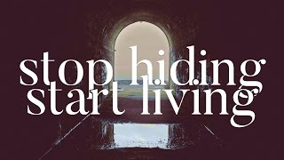 """Stop Hiding, Start Living"" with Jentezen Franklin"