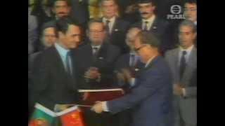As It Happened Macau's Handover December 19th 1999 Ray Rudowski's Historical Archive Part 1/7