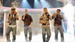 JLS - PIECES OF MY HEART [SNIPPET] [NEW 2011] CHRISTMAS