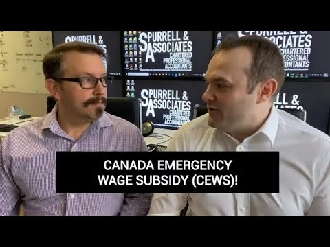 Canada Emergency Wage Subsidy CEWS | Edmonton Business Consultant