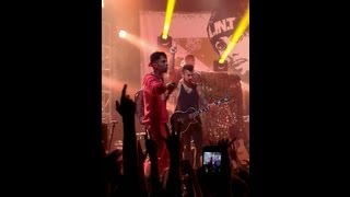 Dappy- All Or Nothing. Live at Norwich UEA