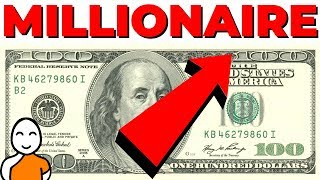 ✅ HOW TO BECOME A MILLIONAIRE WITH $100 ✅