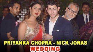 Nick Jonas And Priyanka Chopra To Announce Their Wedding Plans This Weekend?