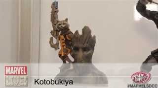 Take a Look at New Marvel Figures from Kotobukiya at Comic-Con 2014