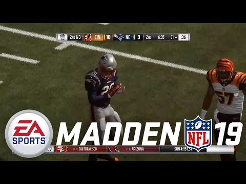 Madden NFL 19 PS4 Career Mode _ THE BENGALS?!! WHO?!!