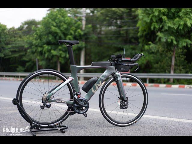 Видео Велосипед Liv Avow Advanced Pro 2 (Echeveria)