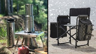 TOP 10 Best Camping Gear & Gadgets On Amazon