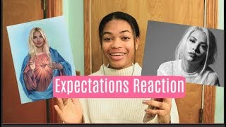 EXPECTATIONS ALBUM REACTION//Jasmine Imana