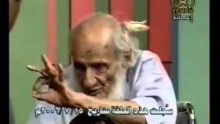 عجائب وغرائب  رجل عايش 160 عام وطلع له قرون برأسه   الفيديو حقيقى