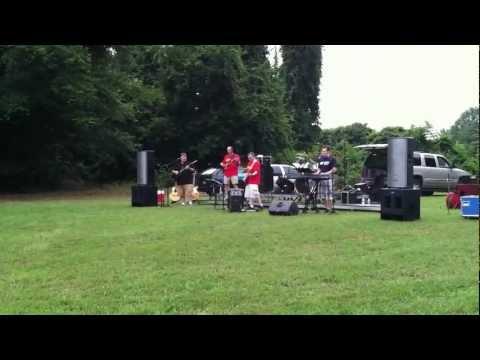 The Polaris Band @ NSBC Summer Lawnchair Concert Series - Lean on Me