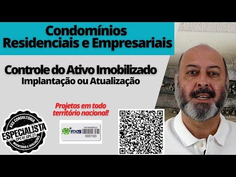 Inventário de Ativo Imobilizado em Condomínios Consultoria Empresarial Passivo Bancário Ativo Imobilizado Ativo Fixo