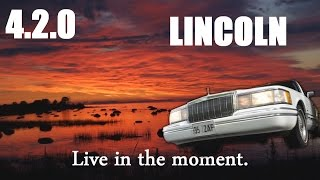 Lincoln Town Car, 1992