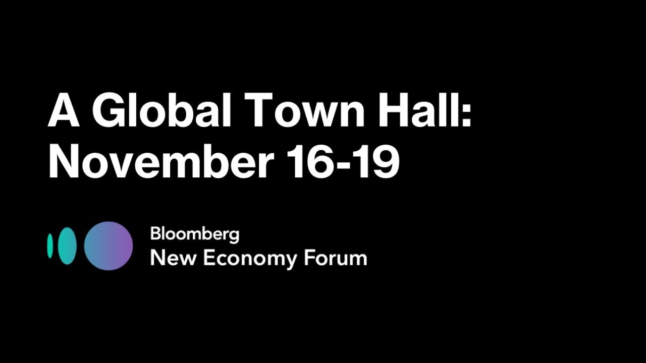 Bloomberg New Economy Online Forum Day 1: Financing & Trade, Part 1 thumbnail