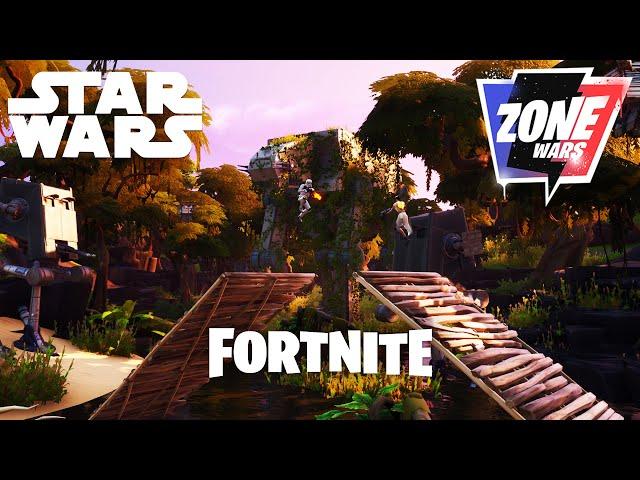 SENIX'S STAR WARS - ZONE WARS V1