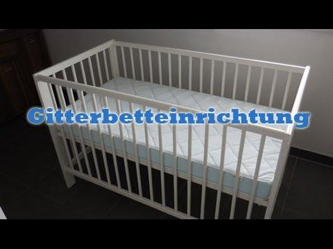 Anna: Gitterbett einrichten - so mach ich's | Babyartikel.de
