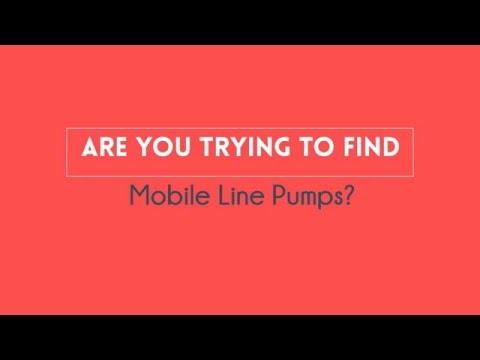 Concrete Mobile Line Pump | Wright Mini Mix