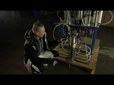 Монтажная пена оборудование для производства