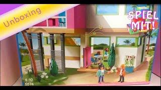 PLAYMOBIL® 5574-Moderne Luxusvilla - Free video search site - Findclip