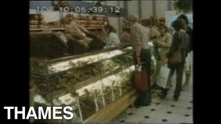 Harrods | Reporting London Special | Thames Television