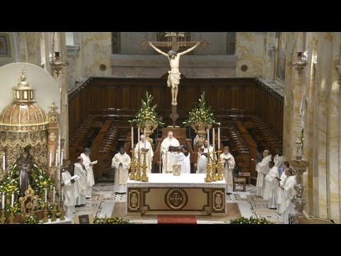 Video: Solemn Mass of the Feast of Saint Francis of Assisi | Jerusalem