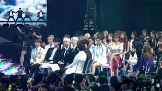 IDOLS REACTION TO TXT 'CROWN' MGMA 2019