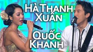 Tình Là Sợi Tơ   Hà Thanh Xuân, Quốc Khanh {Cha Cha Cha   Hà Thanh Xuân Live Show}
