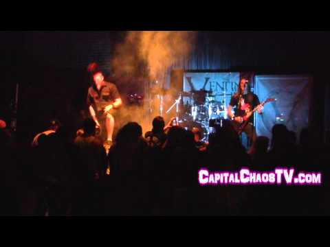 "THE VENTING MACHINE ""Eyes Of An Introvert""  @ Oakland Metro on CAPITALCHAOSTV.COM"