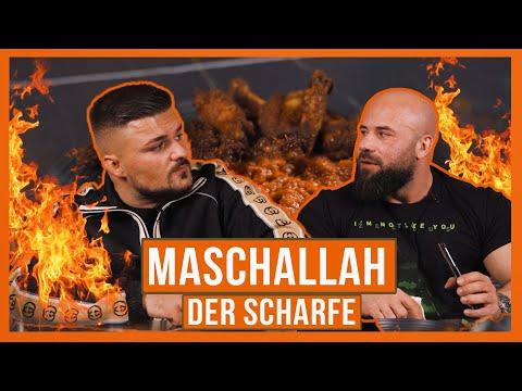 Maschallah, der Scharfe   SCHÄRFE-QUIZ mit Belah