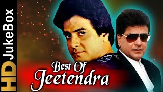Best of Jeetendra - Top 25 | Bollywood Evergreen Love Songs | Romantic Video Songs Collection