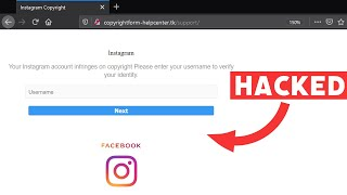 I took down an Instagram Phishing website!