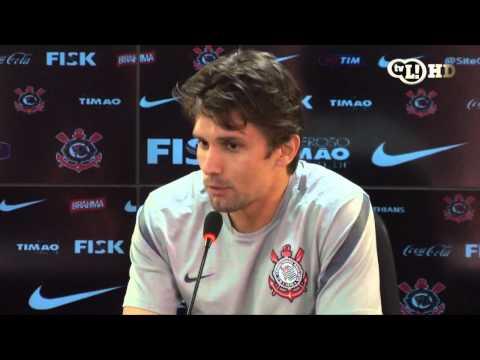 Paulo André diz que jogar no Timão não é nada entediante
