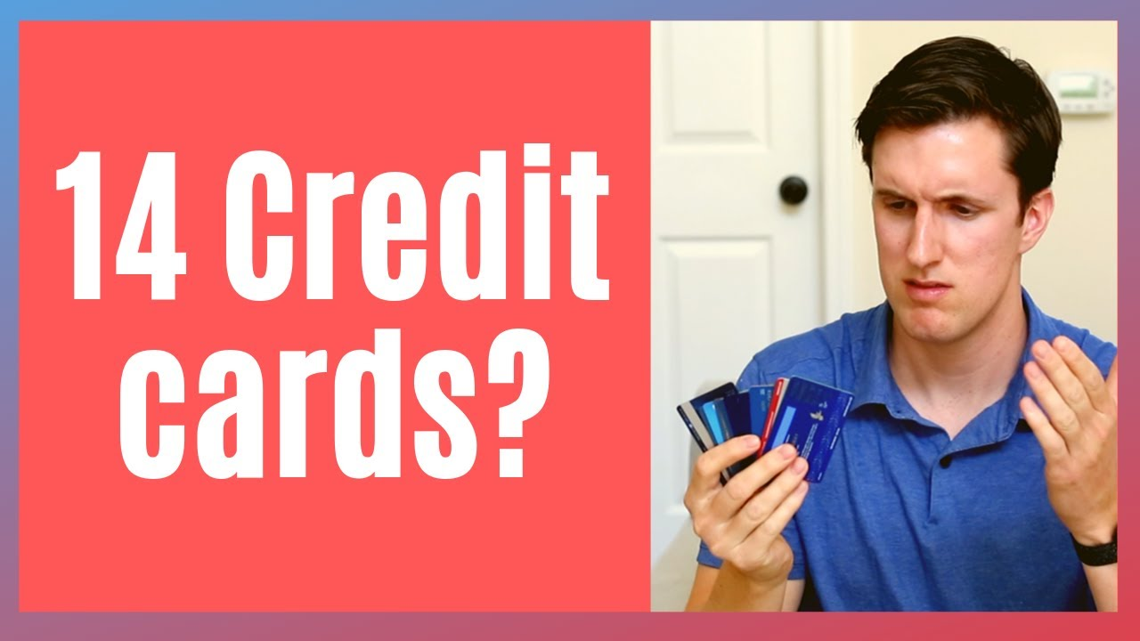 Why I have a lot of Credit Cards: 3 Factors to Get a Charge Card thumbnail